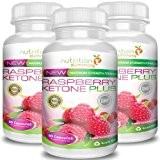 Raspberry Ketone Plus (3 mois) OFFRE EXCEPTIONNELLE - cétone framboise de Nutrition Slimming Produit Original & de excellente qualité - ...