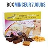 REGIME BOX 7 jours 21 produits + cure ménopause + offerte