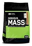 Serious Mass 12 lbs (5443g) EU Chocolat et beurre de cacahuète