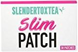 Slendertoxtea Slenderpatch Pack de 30 Patches Minceurs 20 g