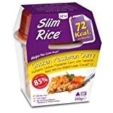 Slim Pasta - Riz Konjac Poulet Massaman Curry - Slim Pasta