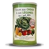 Soupe aux CHOUX et aux légumes - Régime minceur