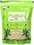 Tégument de Psyllium blond BIO en poudre 300 g. 100 % végétal sans aucun additif