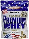 Weider Protéines en poudre Premium Whey  Choco/Nougat  500 g