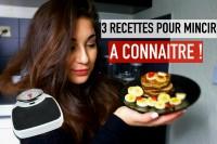 3 recettes délicieuses à connaître pour MINCIR ! - Horia
