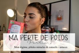 PERTE DE POIDS: ALIMENTATION / THÉ DETOX/ PILULES MIRACLE