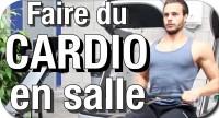CARDIO en SALLE : Intérêts / Avantages