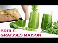 Le JUS Brûle Graisses MAISON