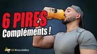 6 PIRES COMPLEMENTS ALIMENTAIRES INUTILES !