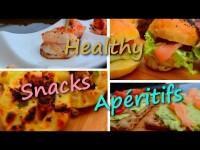 Recette Snacks Apéritifs / Healthy / Sains / Rapide / Spécial printemps